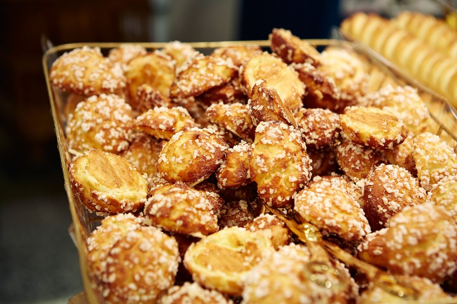 Les chouquettes du week-end